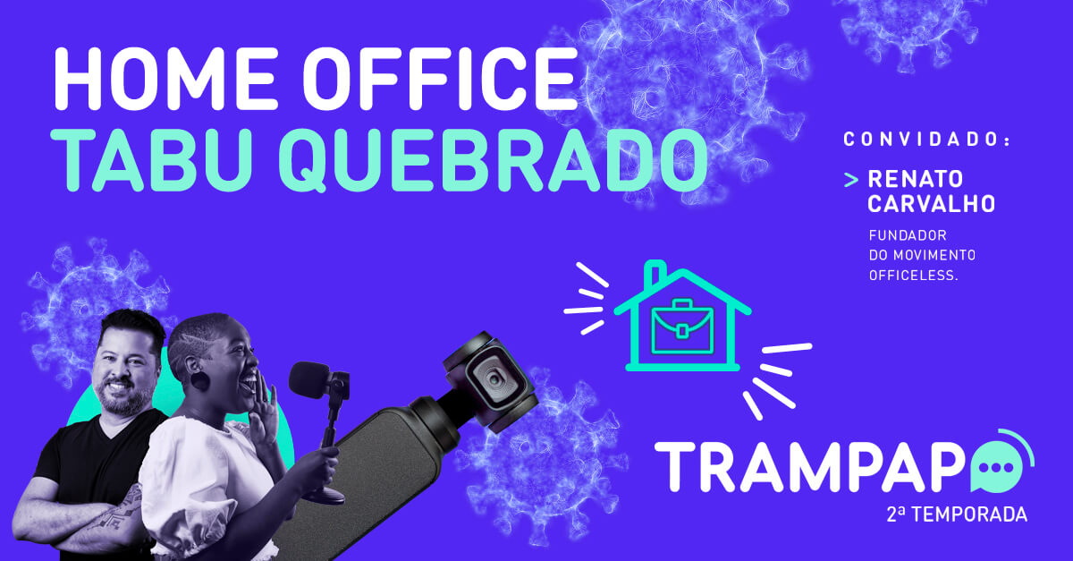 Home office: tabu quebrado